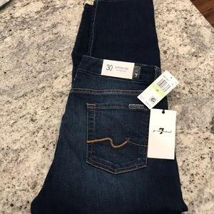 Seven crop Jeans